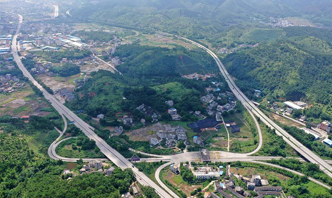 S China city strengthens infrastructure construction of transportation for poverty alleviation program