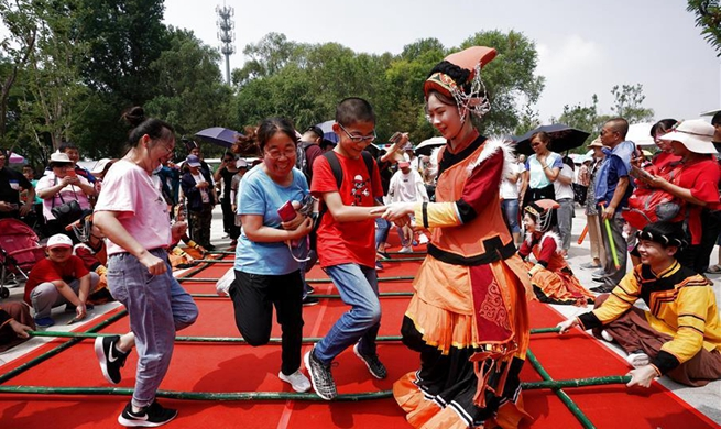 """Guangxi Day"" event held at Beijing International Horticultural Exhibition"