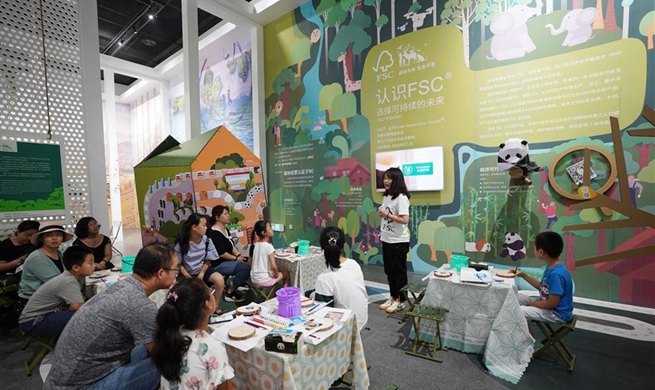 """""""FSC Day"""" event held at Beijing International Horticultural Exhibition"""