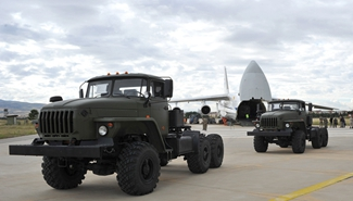 Russia completes first stage of S-400 delivery to Turkey