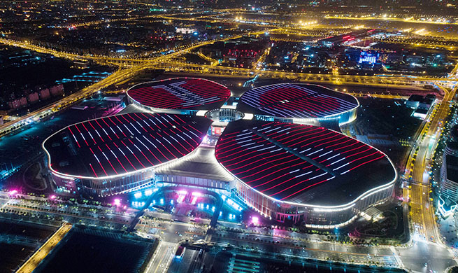 Xinhua Headlines: 2nd CIIE sets to accelerate China's higher-end consumption, greener growth