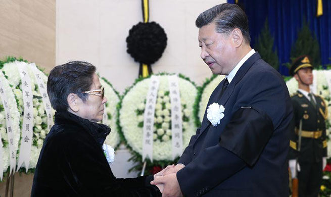Late Chinese leader Li Peng cremated
