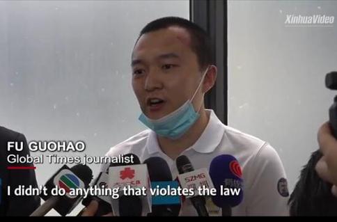 Hong Kong radical protesters beat up mainland journalist