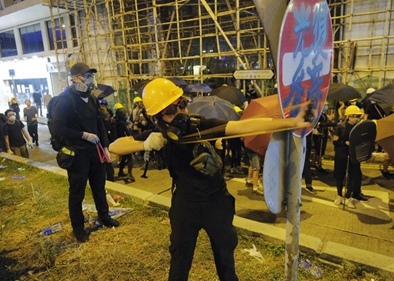 Xinhua Headlines: How violence has disrupted Hong Kong over last 2 months