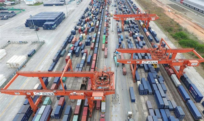China releases overall plan on new western sea-land transportation channel