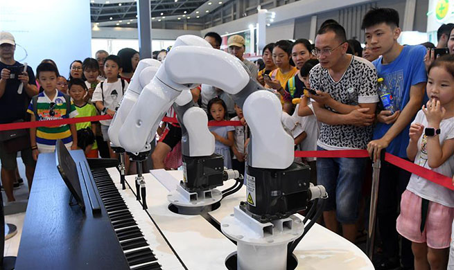 Highlights of Smart China Expo in Chongqing
