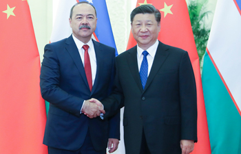 Xi asks China, Uzbekistan to promote quality Belt and Road construction