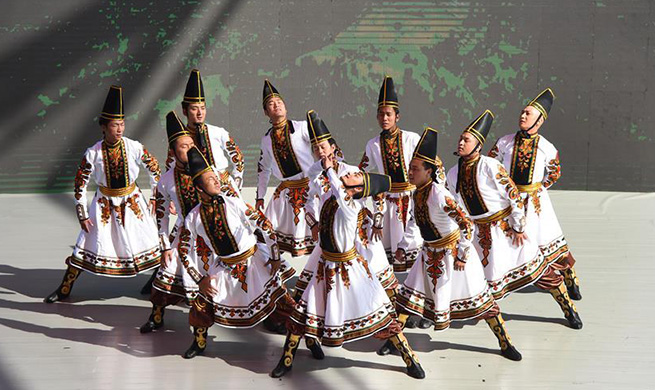 """""""Qinghai Day"""" event held at Beijing horticultural expo"""