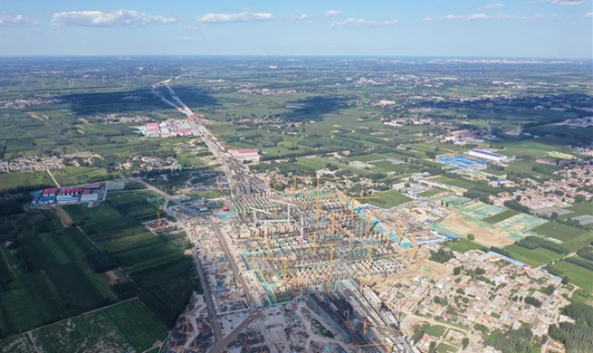 China's Xiongan enters phase of large scale construction