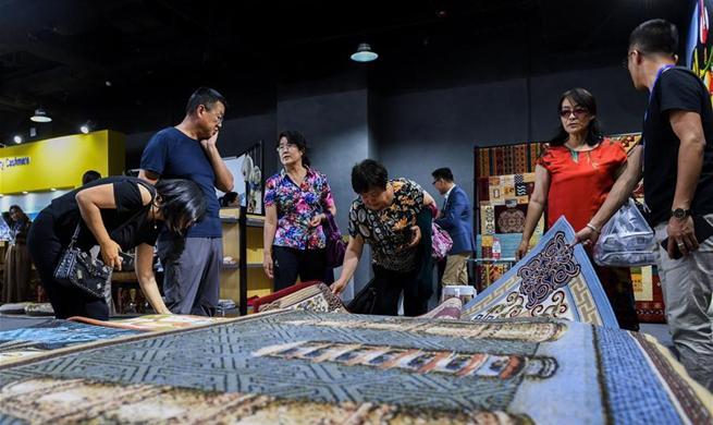 3rd China-Mongolia Expo held in Ulanqab, China's Inner Mongolia