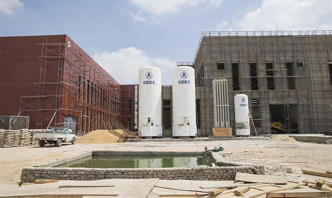 Implementation phase of China-funded Egyptian satellite project kicks off