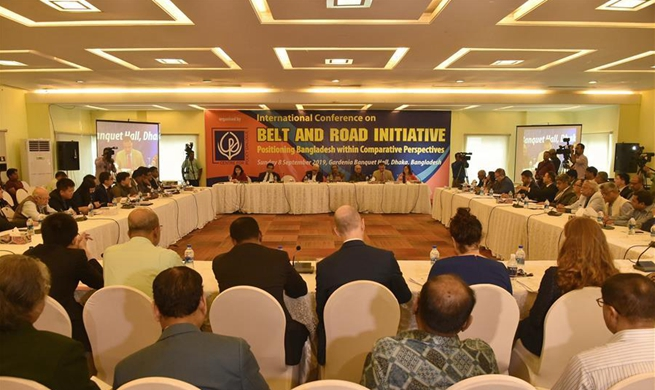 BRI to foster development, connectivity across global corridors: think-tank
