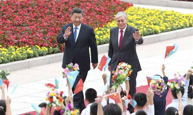 China, Kazakhstan agree to develop permanent comprehensive strategic partnership