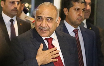 Iraqi PM's visit to China to boost bilateral ties: Iraqi politician