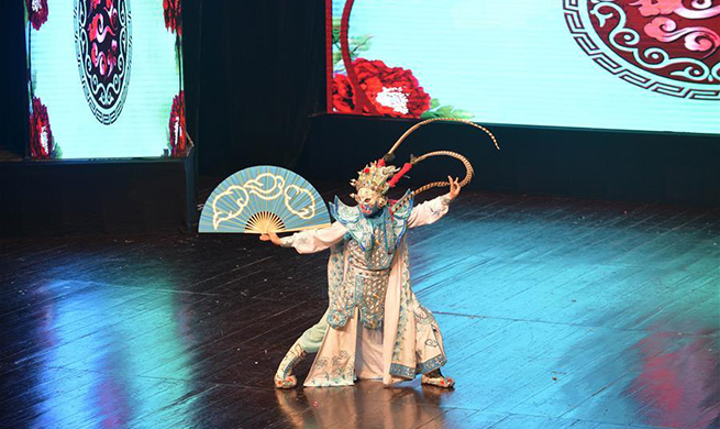 Artists perform to celebrate Chinese Mid-Autumn Festival in Islamabad, Pakistan