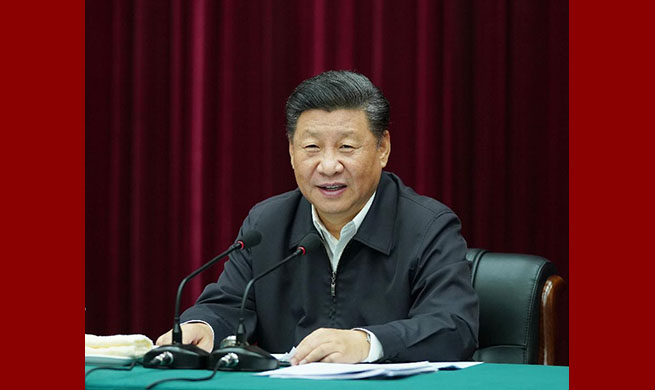 Xi Focus: Xi stresses ecological protection and high-quality development of Yellow River
