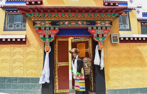 Housing conditions improved in Shannan, China's Tibet