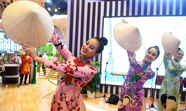 16th China-ASEAN Expo Agriculture Exhibition kicks off in Nanning