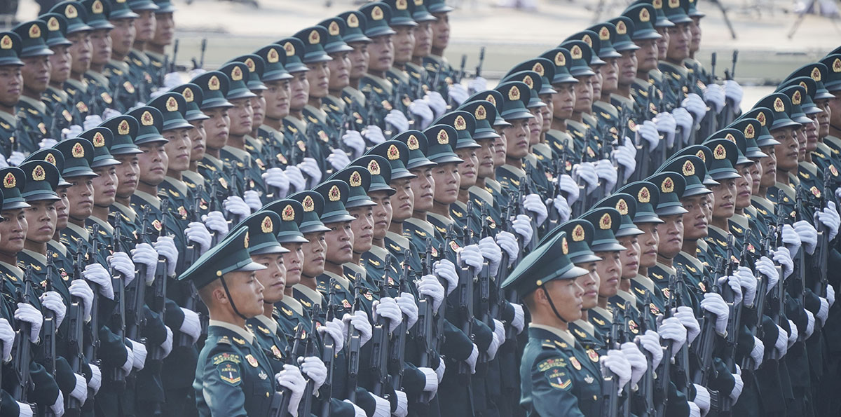 PLA Rocket Force makes National Day parade debut as strategic force