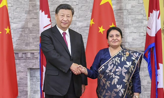 China, Nepal upgrade ties
