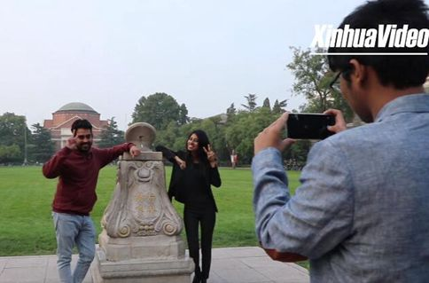 Why China? Indian students talk about their studies, hopes, dreams