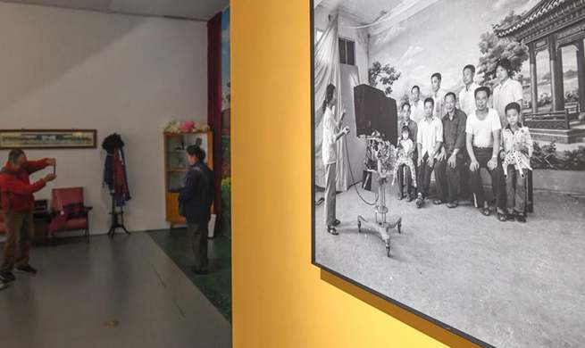 Exhibition on change, development of society held in Changsha, China's Hunan