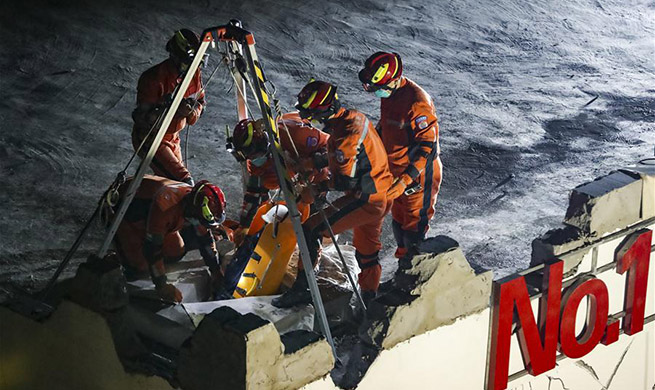 Chinese search and rescue teams pass UN assessments