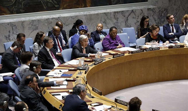 UN Security Council strengthens call for women's participation in peace processes