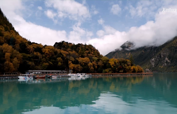 Lhasa-Nyingchi highway boosts tourism in China's Tibet