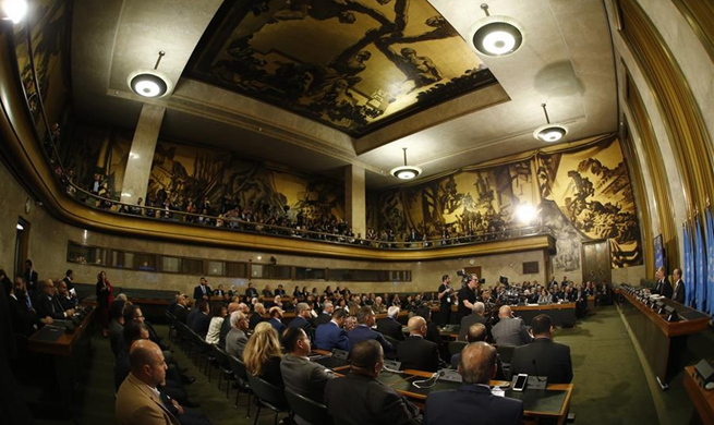"""Historic moment"" as Syrian Constitutional Committee launched in Geneva"
