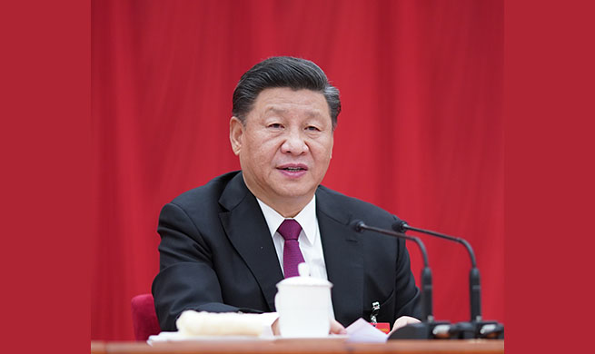 Xinhua Headlines: Key CPC session highlights strength of China's system, governance