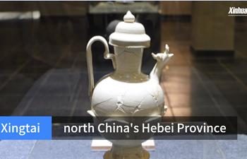 Xing Kiln tells the tale of ancient Silk Road