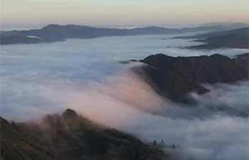 On Cloud 9 in Guizhou, China!