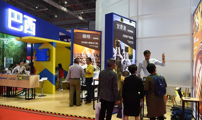 In pics: country pavilions at second China International Import Expo