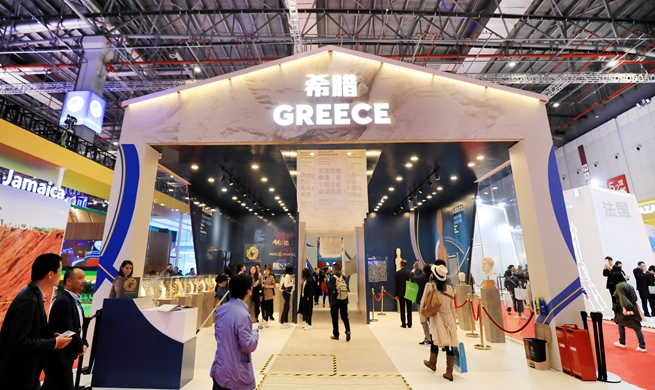 Greece leads business delegation of 68 companies to attend 2nd CIIE