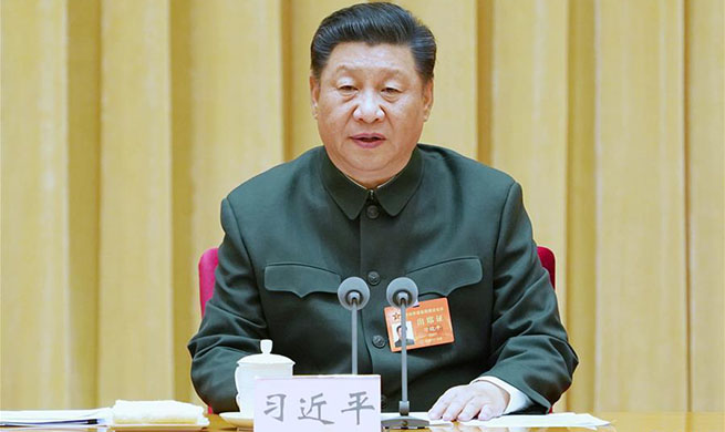 Xi requires all-around progress in military development at primary level
