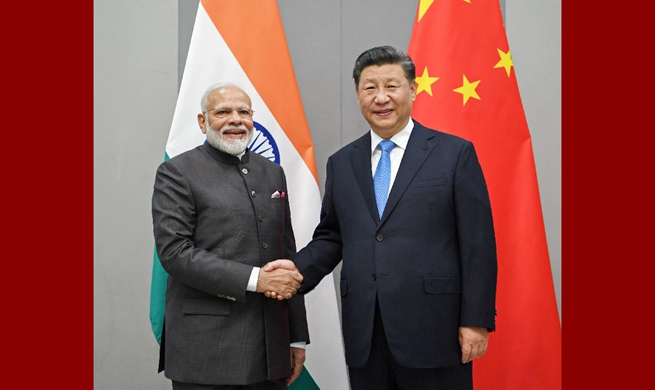 Xi says ready to maintain close communication with Modi for better China-India ties