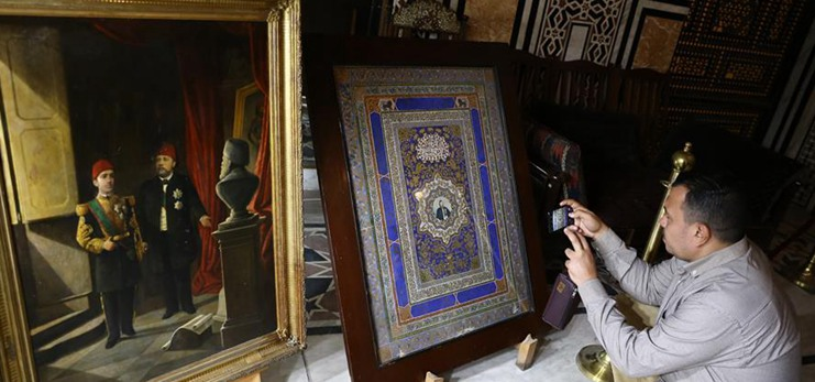 Egypt marks Suez Canal's 150th anniversary with artifact exhibition