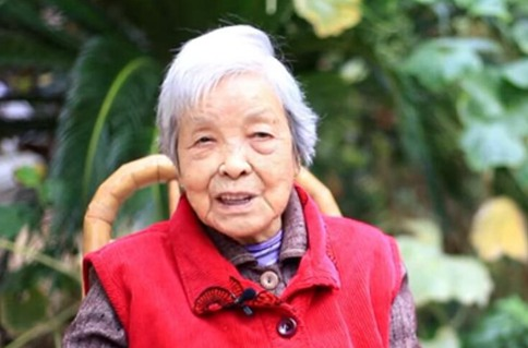 "Original aspiration of ""venerable old auntie"" 