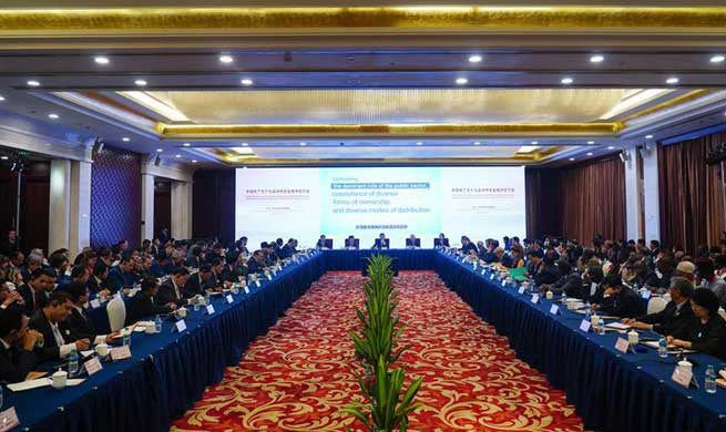 Foreign delegates attend briefing on major outcome of key CPC meeting in Jiangxi