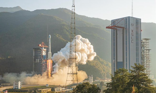 China sends two BeiDou satellites