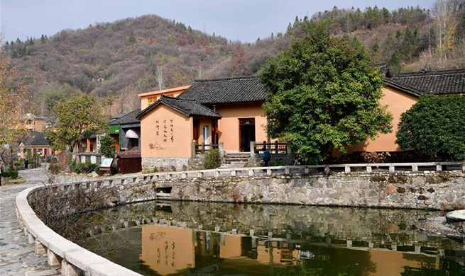 Villages become popular tourism destinations in central China's Henan