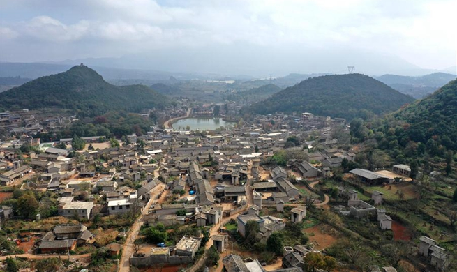 Danuohei Village prospers by green growth, sustainable development