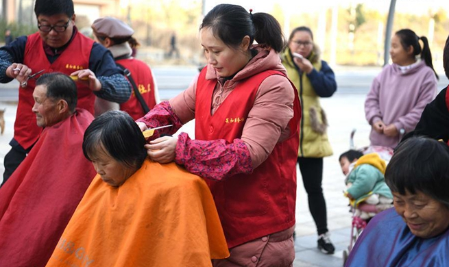 International Volunteer Day marked across China