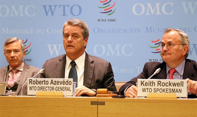 Appellate Body unable to hear new appeals from Wednesday: WTO chief