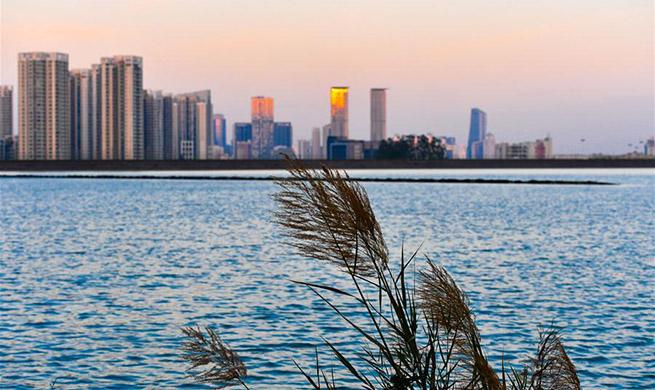 Across China: Mainland water powers Macao's development