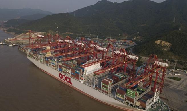 Xinhua Headlines: Yangtze River Delta, vanguard of China's fast-forward opening-up