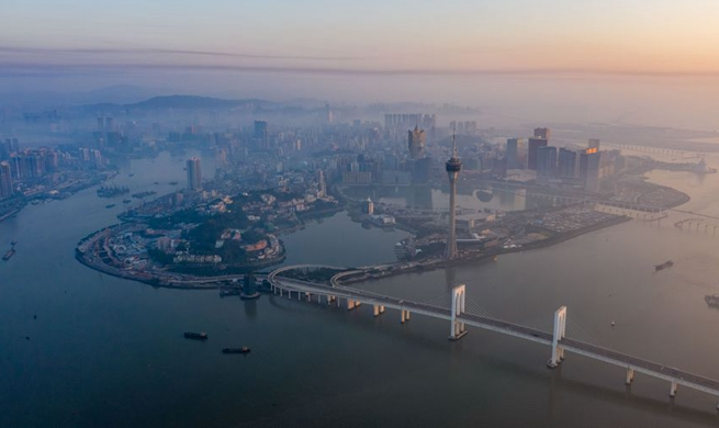 Xinhua Headlines: Macao, mainland's 20-year journey of shared development