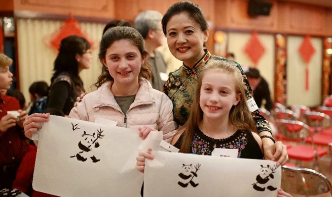 Adopted Chinese children and their American parents explore Chinese culture in Chicago
