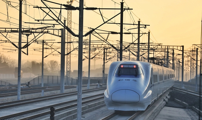 Xinhua Headlines: High-speed rail connects major cities in southwest China's mountainous regions